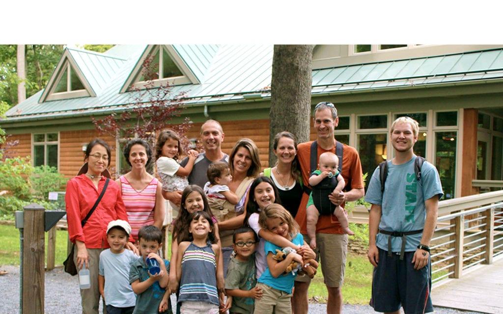 Nature Center Family
