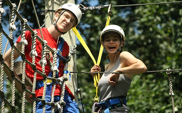 Outdoor Activities for Youth Group Retreats