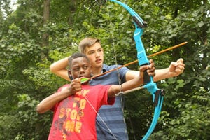 Archery Class Activity