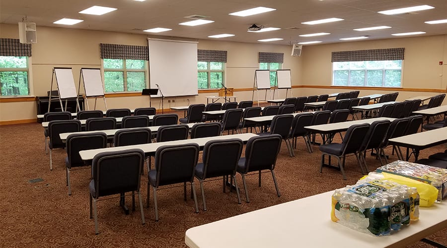 Birchwood Meeting Room in Lancaster County  PA. Meeting Rooms   Conference Rooms in Lancaster County  PA   Black
