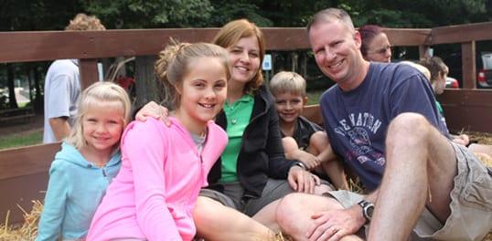 Family Camp in Pennsylvania at Black Rock Retreat