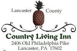Country Living Inn, logo, sponsor, golf