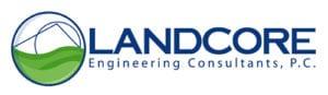 Landcore logo