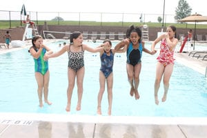kids swimming lessons in Lancaster, PA