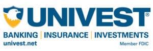 logo, Univest, golf, sponsor