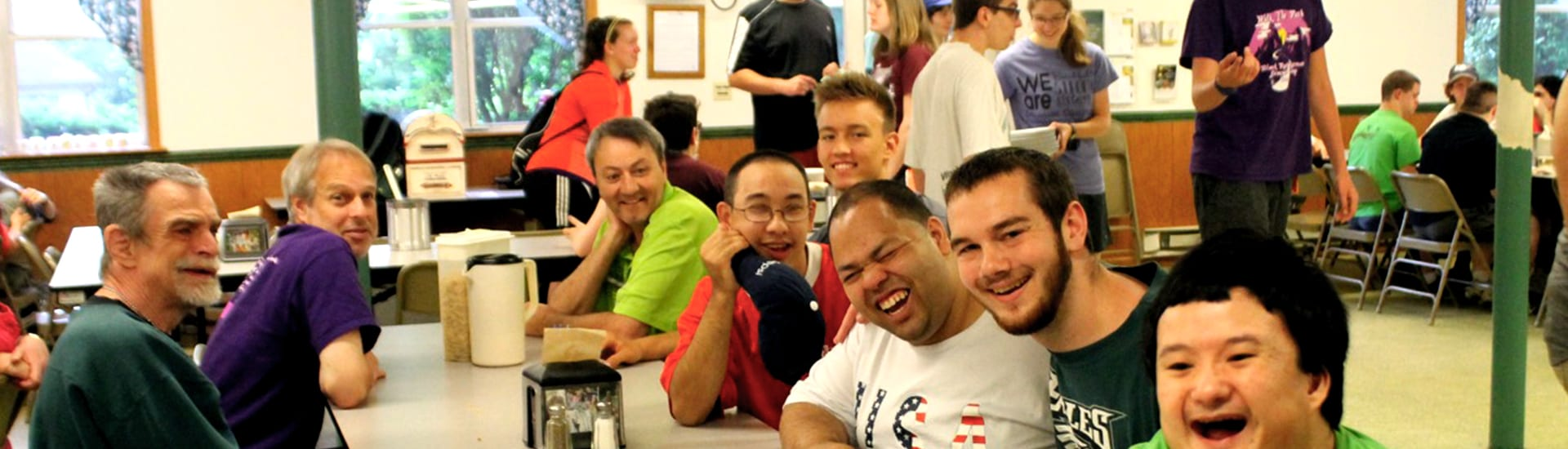 Summer Camp For People With Developmental Disabilities