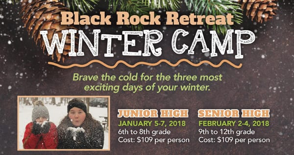 Black Rock Retreat Winter Camp