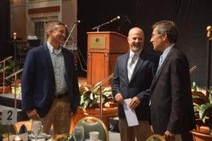 business partnership banquet