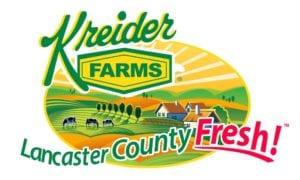 Kreider Farms, logo, sponsor