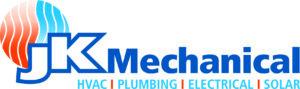 JK Mechanical, logo, business, sponsor