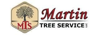 Martin Tree Service, logo, sponsor, business
