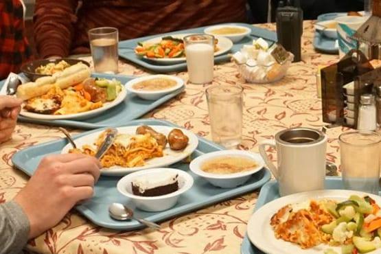 Family Retreat Meals