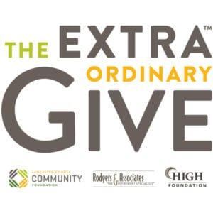 ExtraGive, logo