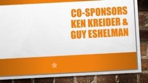 Ken Kreider, banquet