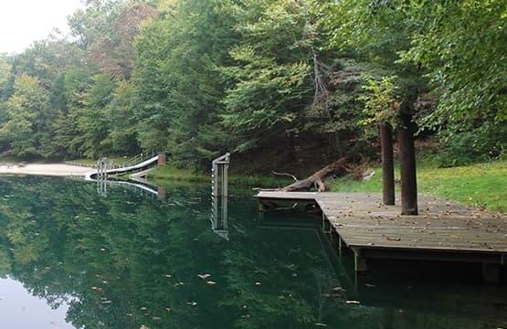 Lake at Black Rock Retreat