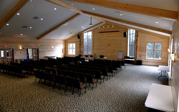 Chapel Conference Room Meeting Space